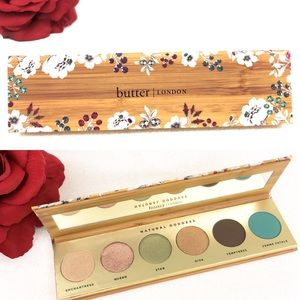 Butter London - Natural Goddess Eye shadow Palette